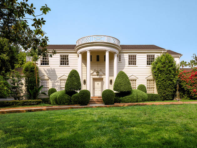 The Fresh Prince of Bel Air house