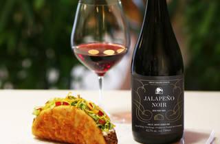 Taco Bell wine Jalapeno Noir