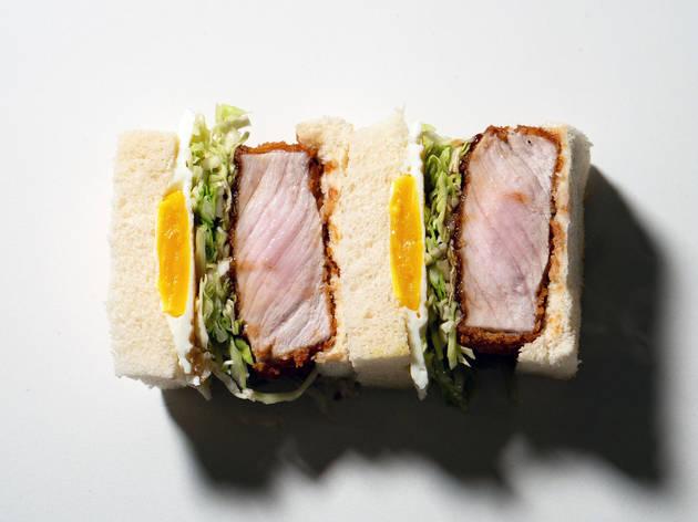 Cat-Su sandwich