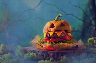 The Bite LA food Halloween event