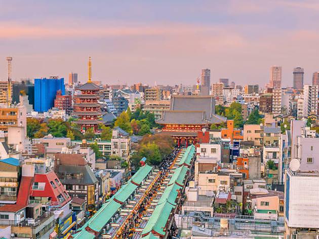 東京、無料の展望台7選