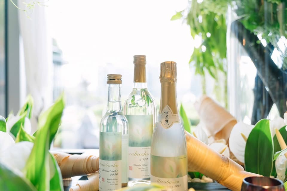 ビーガン日本酒を飲んで尾瀬国立公園の生態系を再生