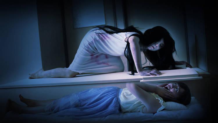 Horror Fes with Coronavirus