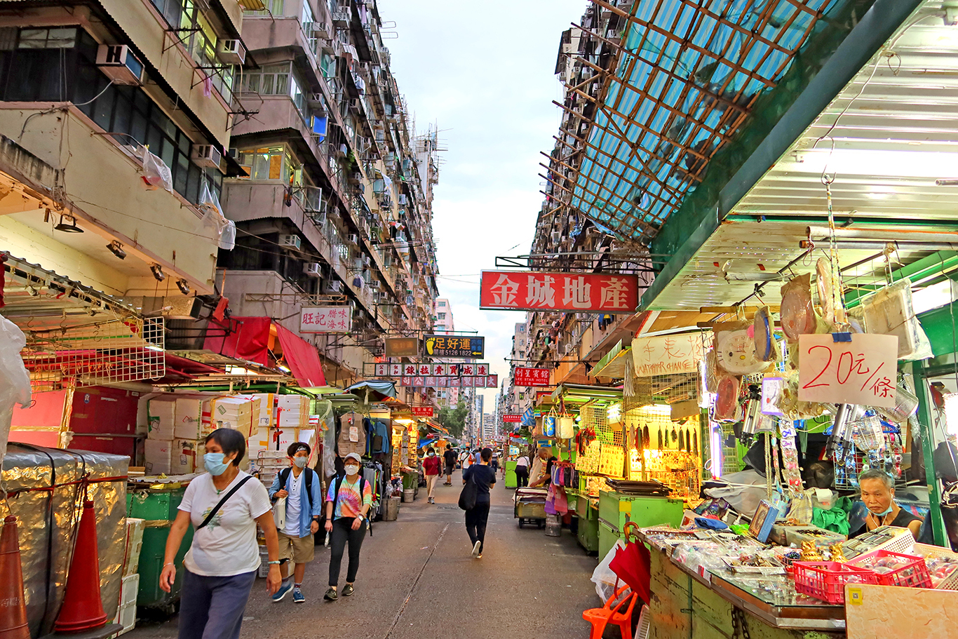 Sham Shui Po: Ultimate Guide