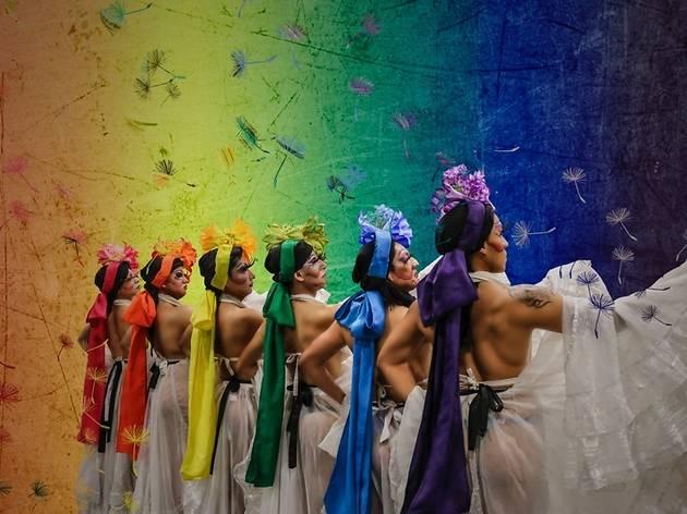 México de colores. Séptimo Pecado