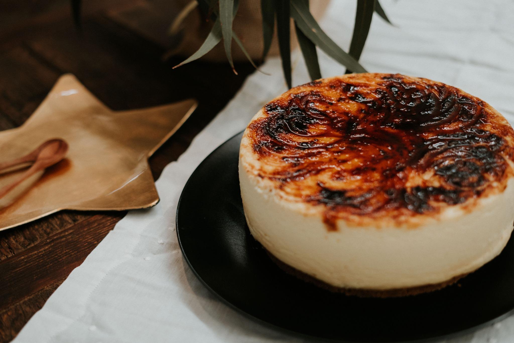 Chis & Keik, Jack Daniel's cheesecake