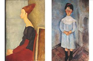 El París de Modigliani y sus contemporáneos en el Museo del Palacio de Bellas Artes
