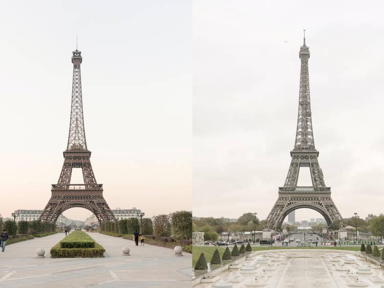 Inside China's replica of Paris