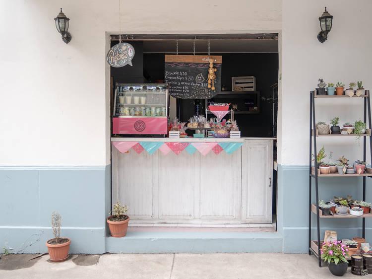 Chokoreto café