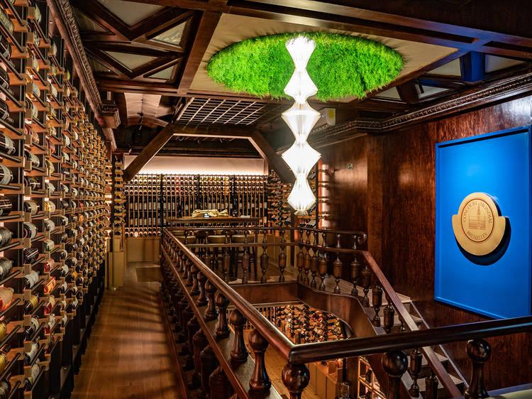 Wine Bar by Concours Mondial de Bruxelles