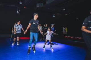HiRoller Indoor Skating Rink