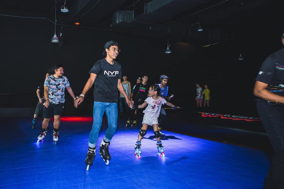 HiRoller Indoor Skating Rink
