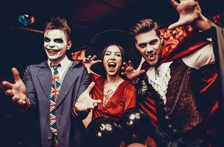 Halloween in Miami 2020