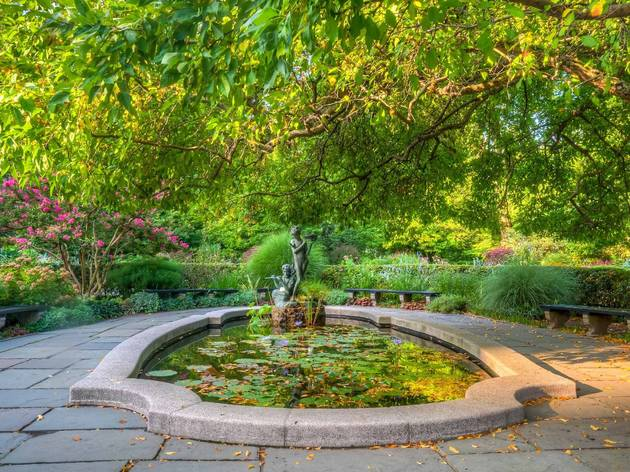 The most gorgeous gardens in NYC
