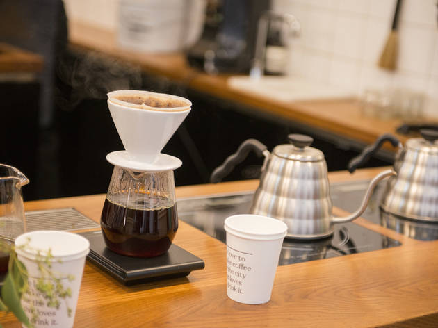 Market Lane Coffee - Victoria Market
