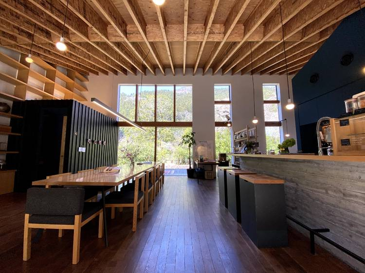 Local sustainable café offers a homestay programme for visitors
