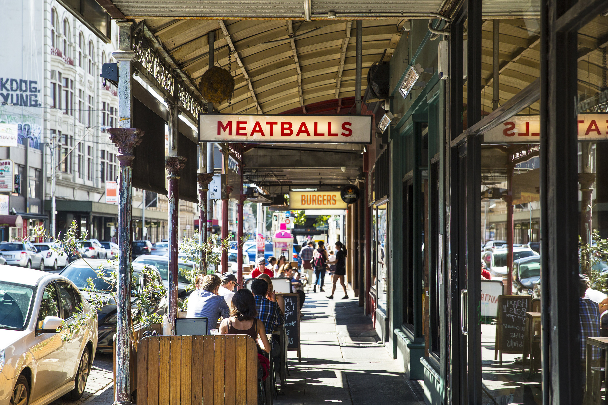 Smith Street, Collingwood, Melbourne