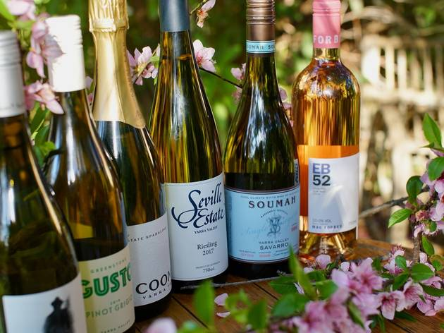 Get the best of spring in the Yarra Valley delivered
