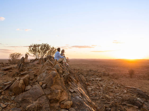 The best outback and desert holiday destinations in NSW