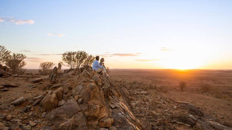 Broken Hill's Living Desert