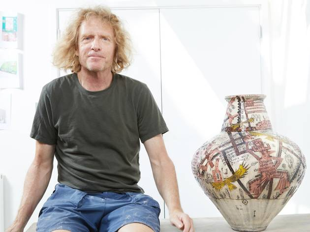 Grayson Perry America Works