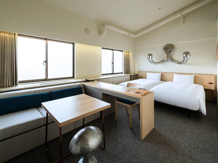 ホテルアンテルーム京都