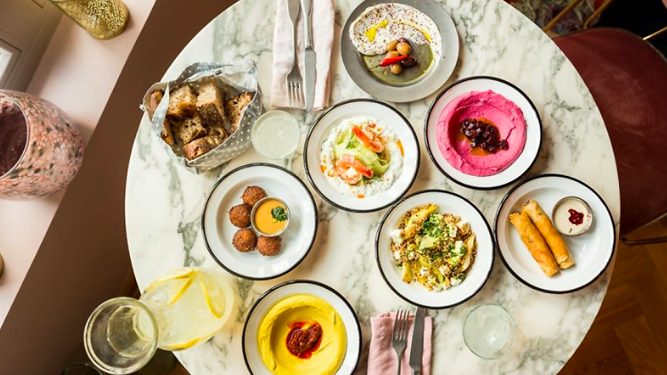 Les 12 meilleurs restaurants israéliens à Paris