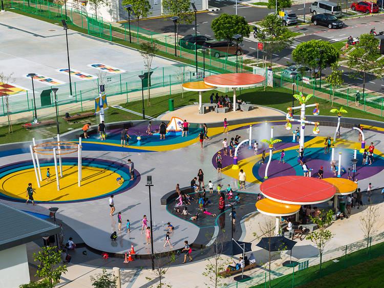 Oasis Waterpark @ Nee Soon East