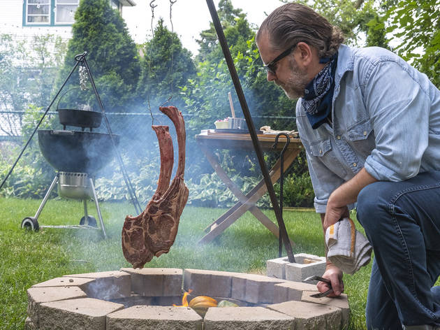 Campfire cooking is the fall activity you didn't know you needed