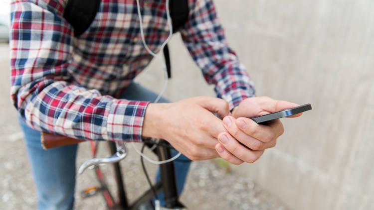 App alquile bicis