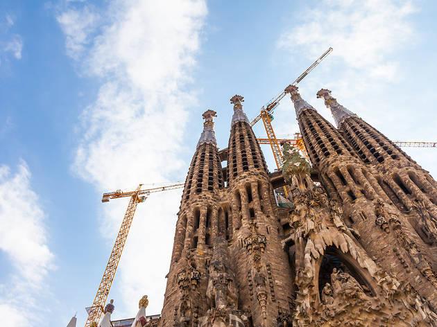 La Sagrada Família no s'acabarà el 2026