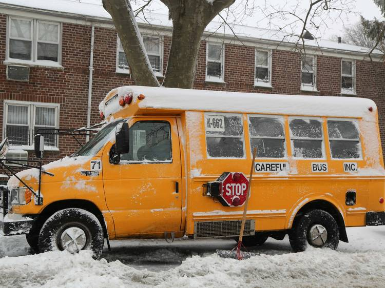 NYC DOE will not have any snow days this academic year