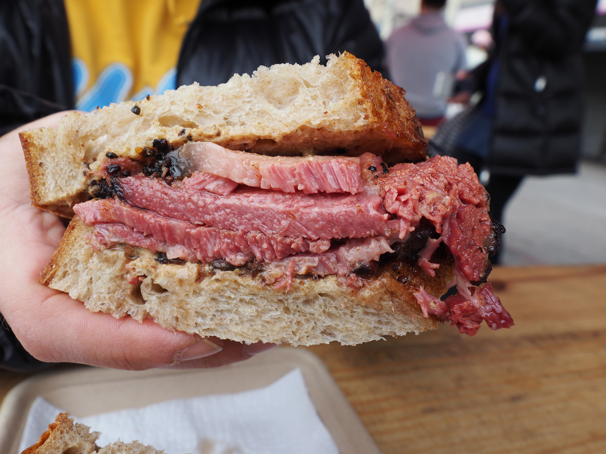 Ugly Drum might be L.A.'s best pastrami and it's launching a delivery deli