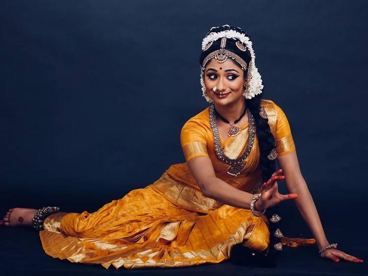 Erasing Borders Dance Festival (Indo-American Arts Council)