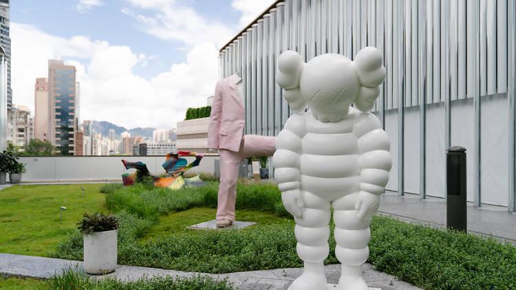 K11 Musea sculpture park