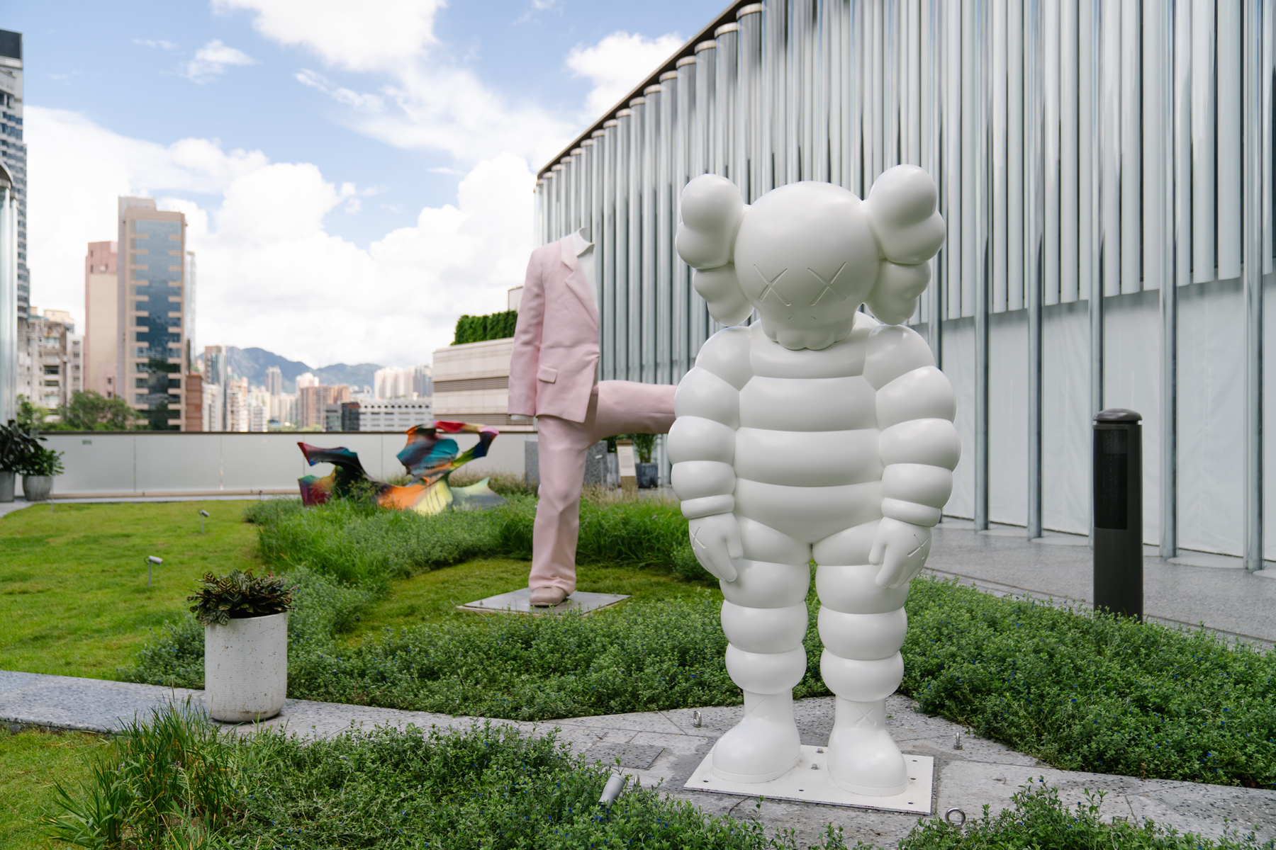 Kaws、草間彌生藝術品進駐全新藝術空間 K11 Art & Cultural Centre 及 K11 雕塑公園