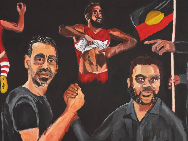Two First Nations artists won big at the Archibald, Wynne and Sulman prizes