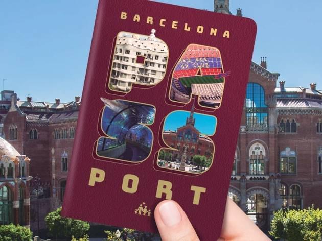 Així és el passaport barceloní per visitar monuments amb descomptes i regals