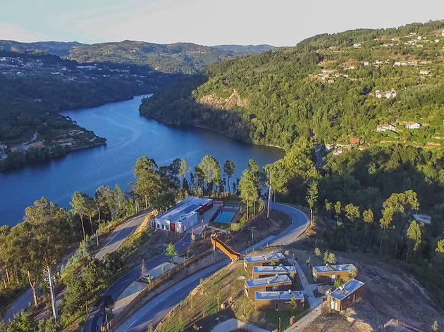 O Douro tem um novo parque rural de campismo e caravanismo