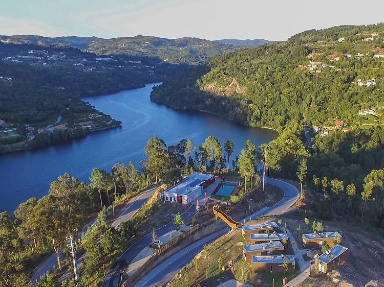 Parque Rural de Campismo e Caravanismo de Mourilhe