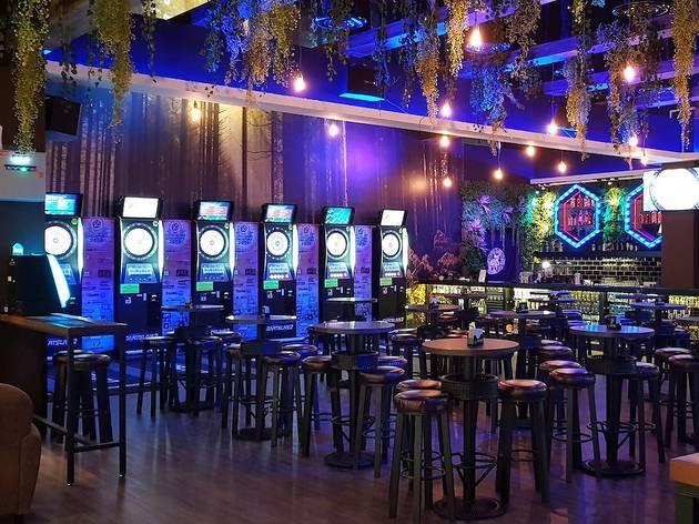 Forest4 Darts Café