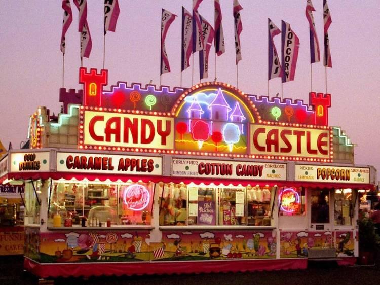 Orange County Drive-Thru Fair Food Festival
