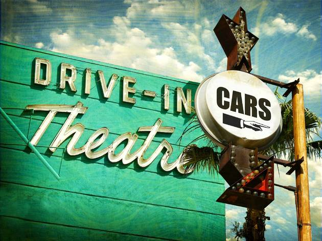 Where to find a drive-in theater