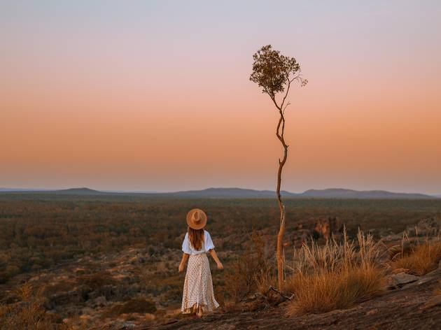 The Red Centre, by Emilie Ristevski