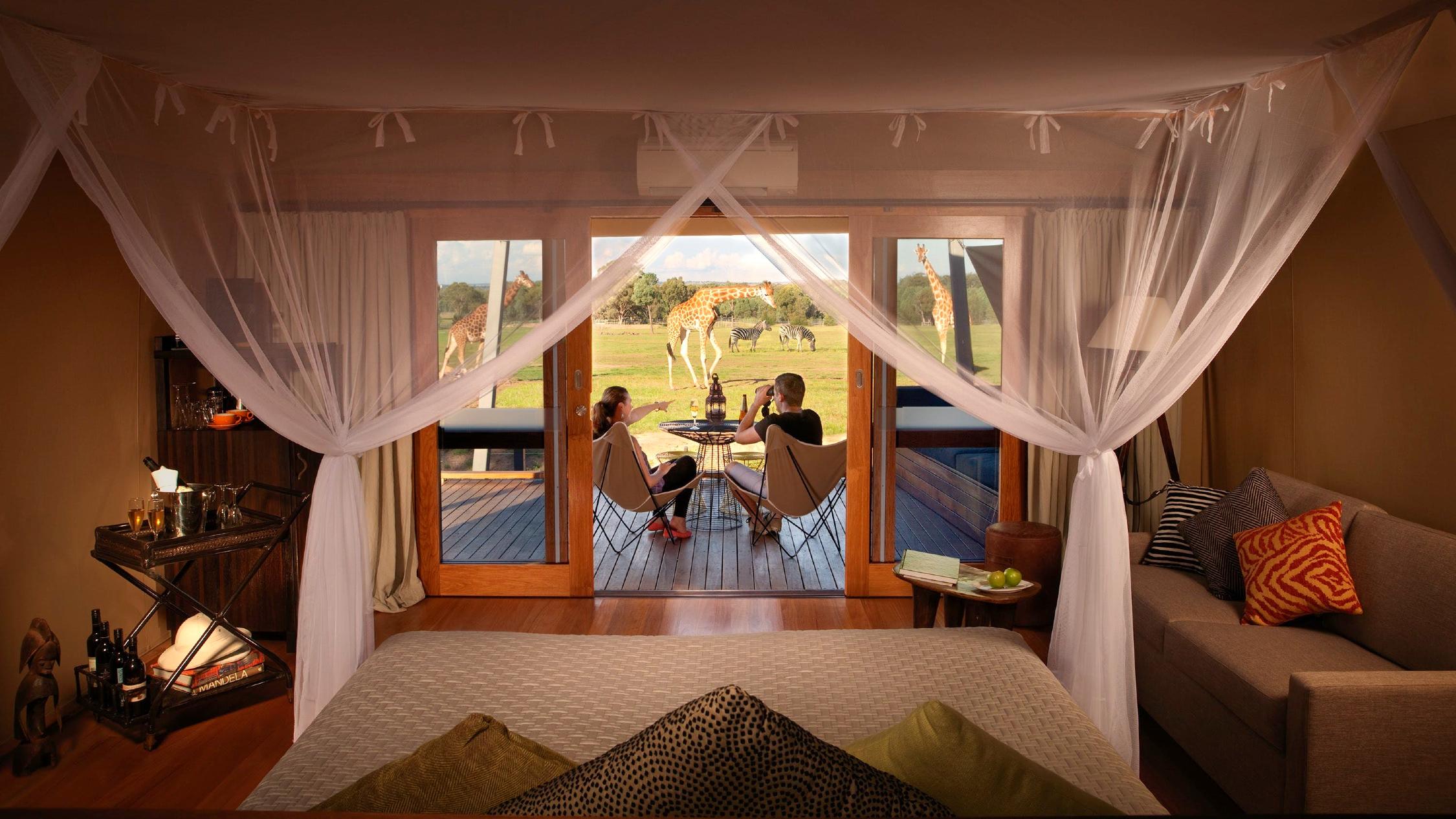 Zoofari Lodge Dubbo