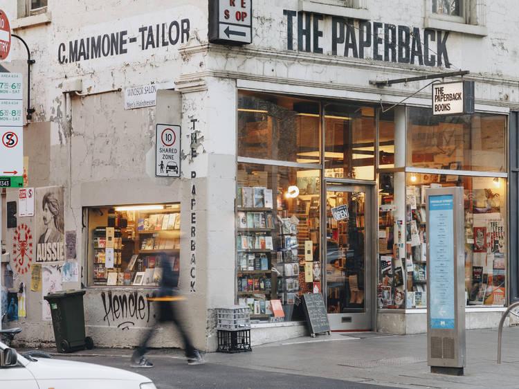 Excellent bookshops in Melbourne that deliver
