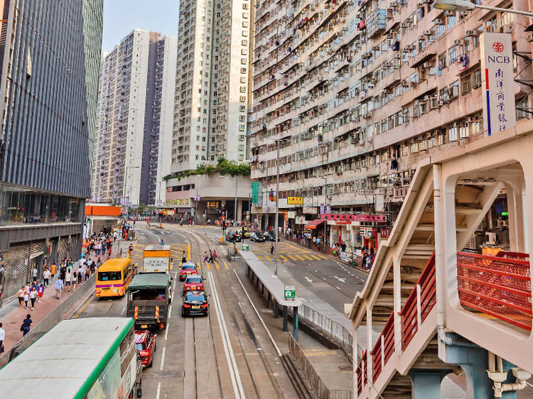 Best Instagram and photography spots in Quarry Bay