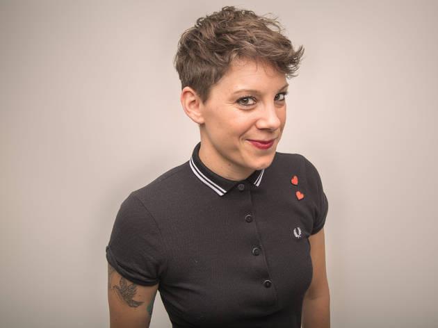 Suzi Ruffell, comedian, 2020