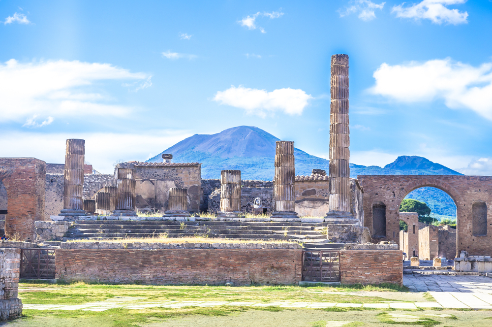 Cool job alert: Italy is advertising for someone to run Pompeii