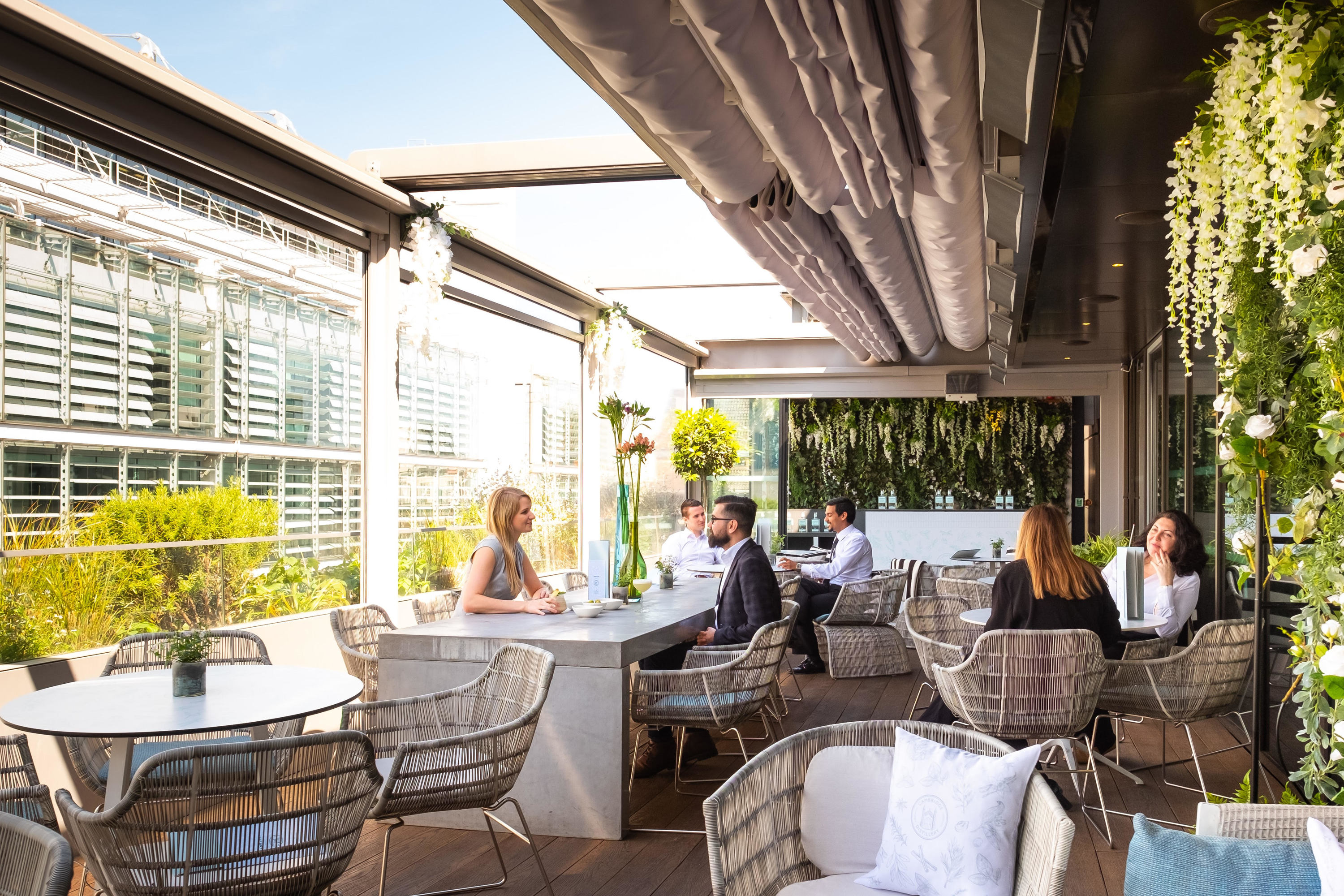 London S Best Outdoor Restaurants Ace Places To Eat Alfresco